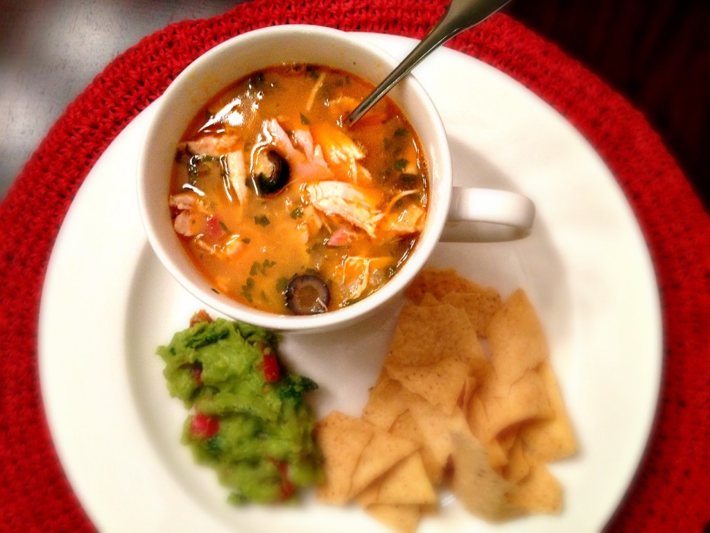 mexican soup 5