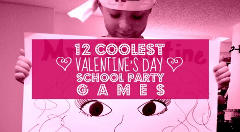 12 coolest valentine's day school party games, Ideas