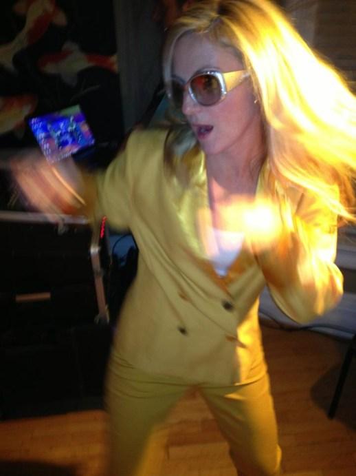 becca dancing