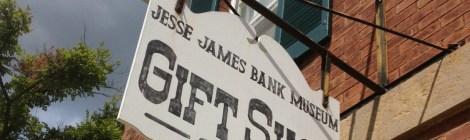 Up Dog & Jesse James Bank Museum Summertime Field Trip