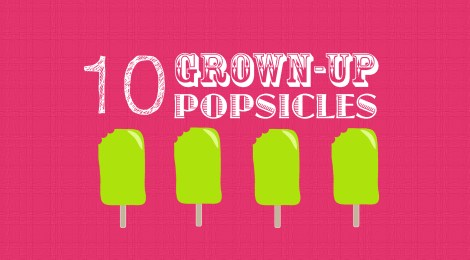 10 Grown-up Popsicles