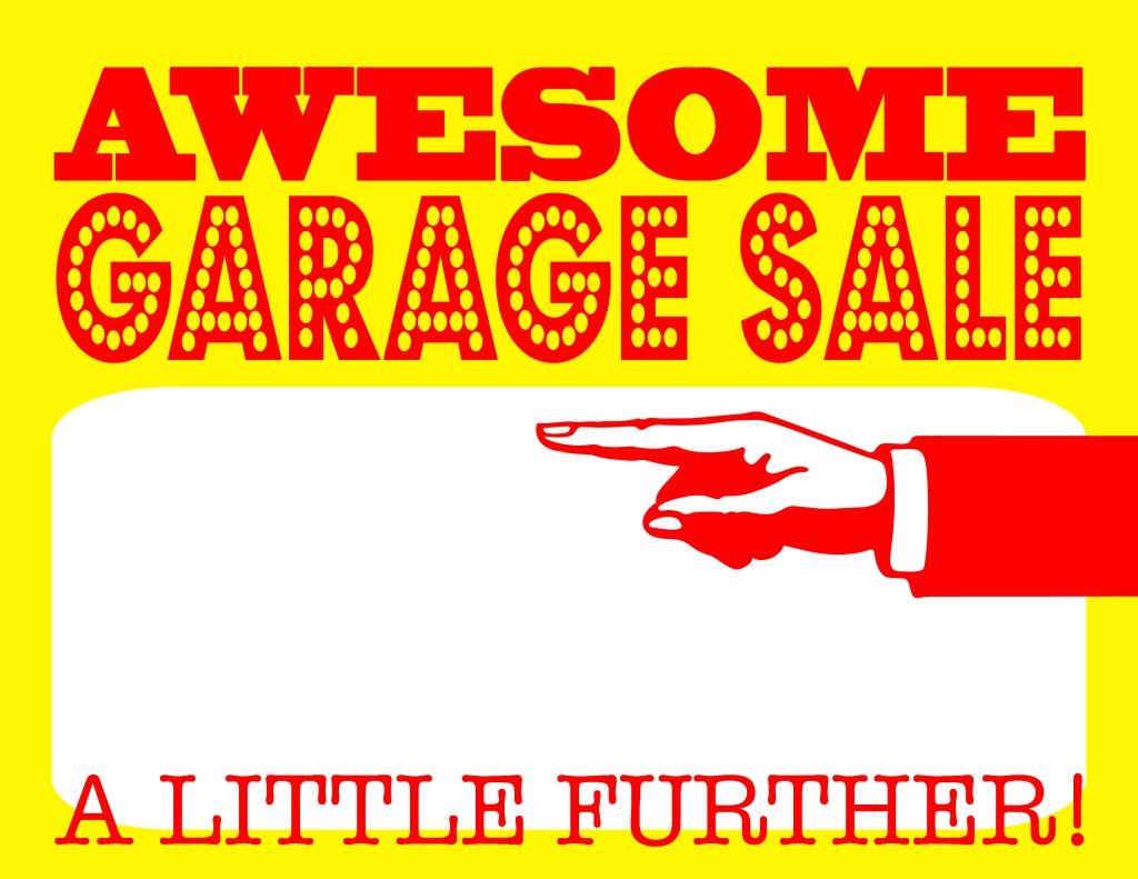 garage sale 4