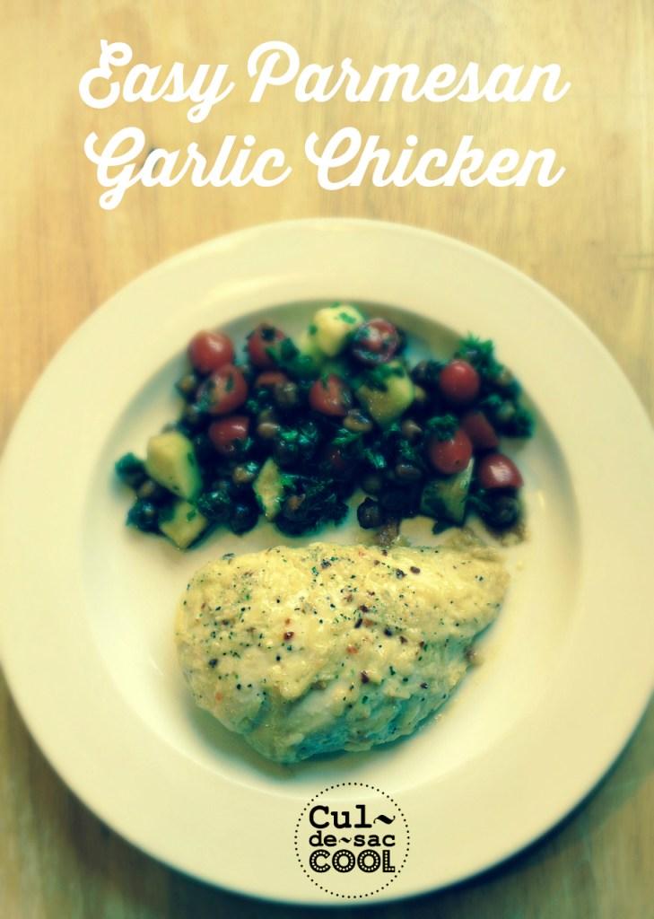 Parmesan Garlic Chicken 6