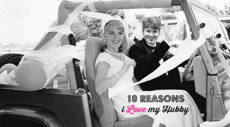 10 Reasons I Love My Hubby