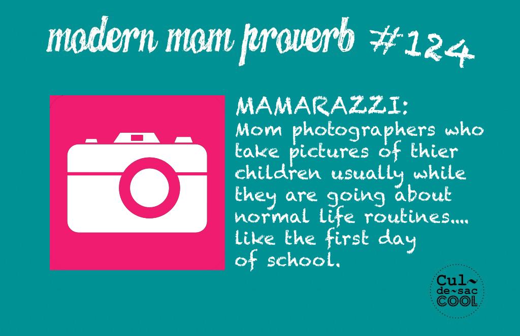 Modern Mom Proverb Mamrazzi #124