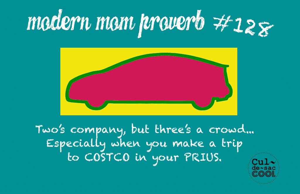 Costco in a Prius #128