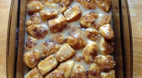 Easy Cinnamon Biscuit Bites