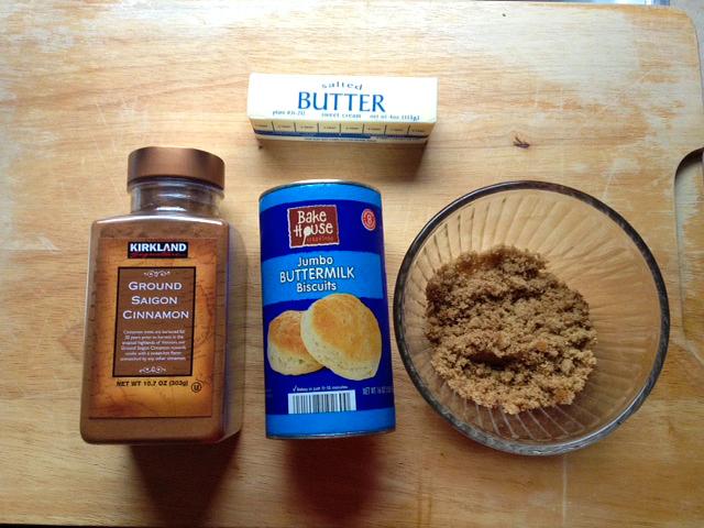 easy cinnamon biscuit bites 1