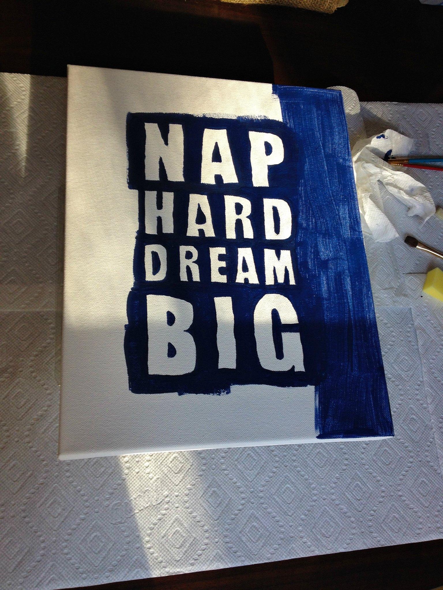 DIY Nap Hard Night Light 11