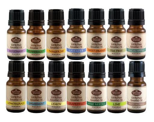 Essential Oils Starter Set