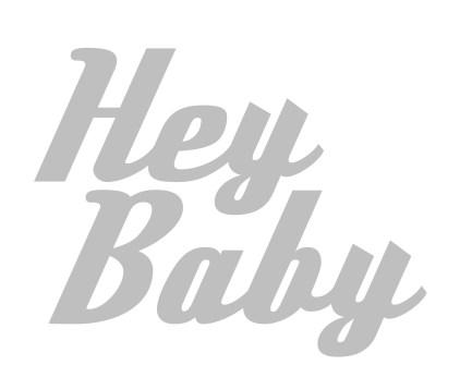 Hey Baby Template