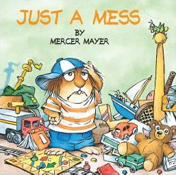 Just a Mess Little Critter Children's Book