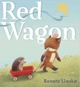 Red Wagon Children's Book