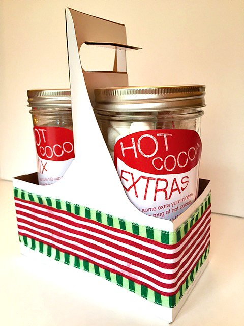 DIY Hot Cocoa Gift Set 12