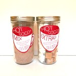 DIY Hot Cocoa Gift Set in a Jar