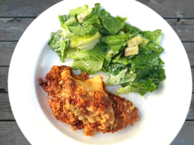 easy crock pot lasagna 11
