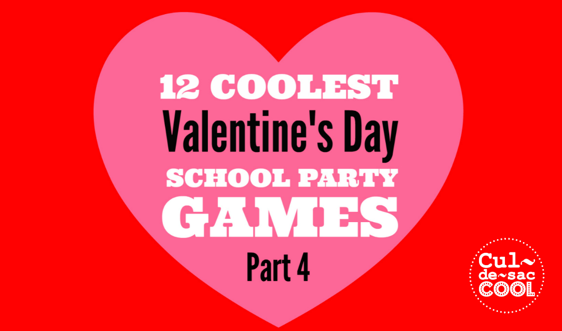 12 COOLEST VALENTINEu0027S DAY SCHOOL PARTY GAMES U2014 PART 4