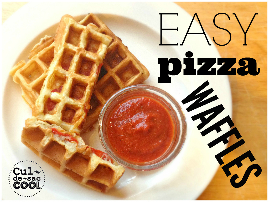 Easy Pizza Waffles Cover 3
