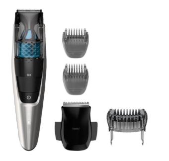 Vacuum Beard Trimmer