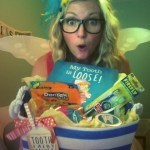 And the Winner of the Tooth Fairy Basket Giveaway is…