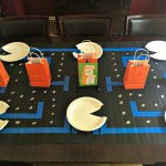DIY Game On Birthday Party with FREE Printables and a Cool Cake!