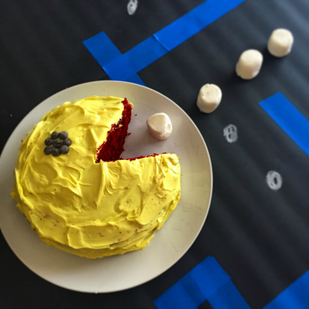 DIY Game On Birthday Party 8
