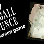 DIY Eye Ball Bounce Halloween Game