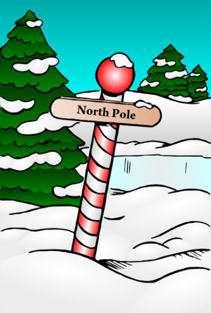 north-pole-sign