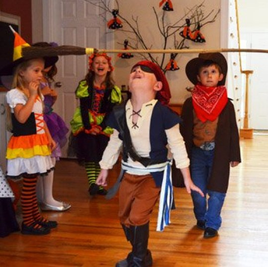1st Grade Halloween Party Games