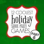 12 Coolest Holiday School Party Games — Part 6