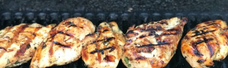 Cilantro Lime Honey Grilled Chicken Marinade -- Tastes Like Summer