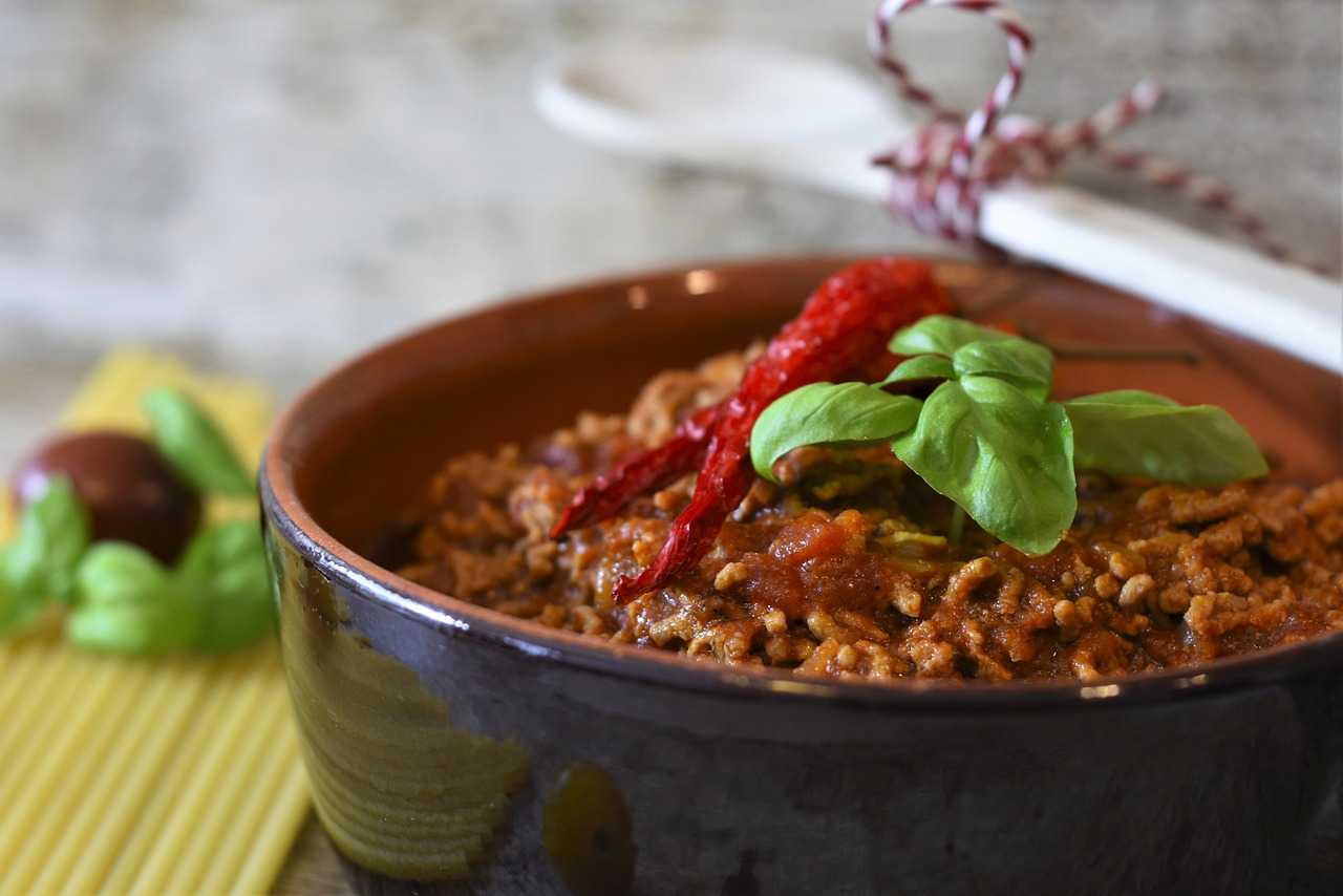 The Ultimate Bolognese Sauce