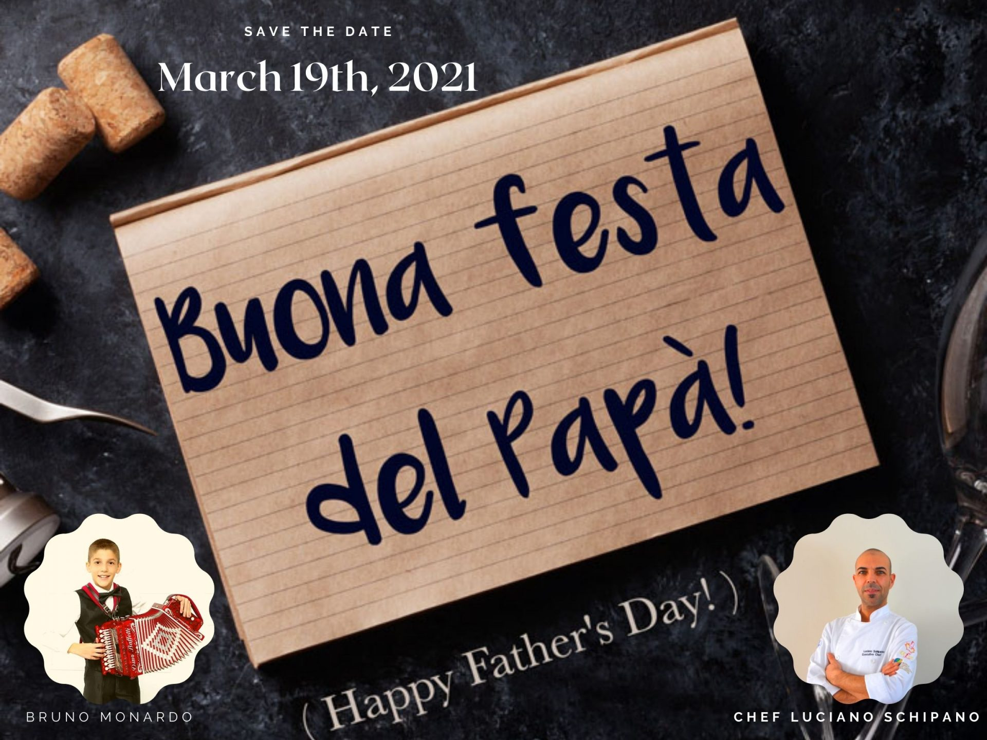 italian father's day toronto