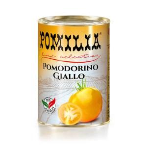 pomilia yellow cherry tomatoes