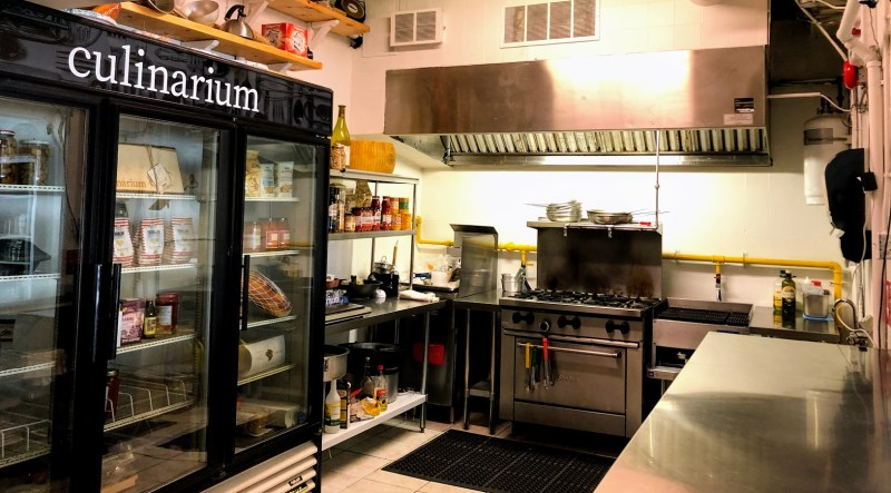 commercial kitchen rent toronto