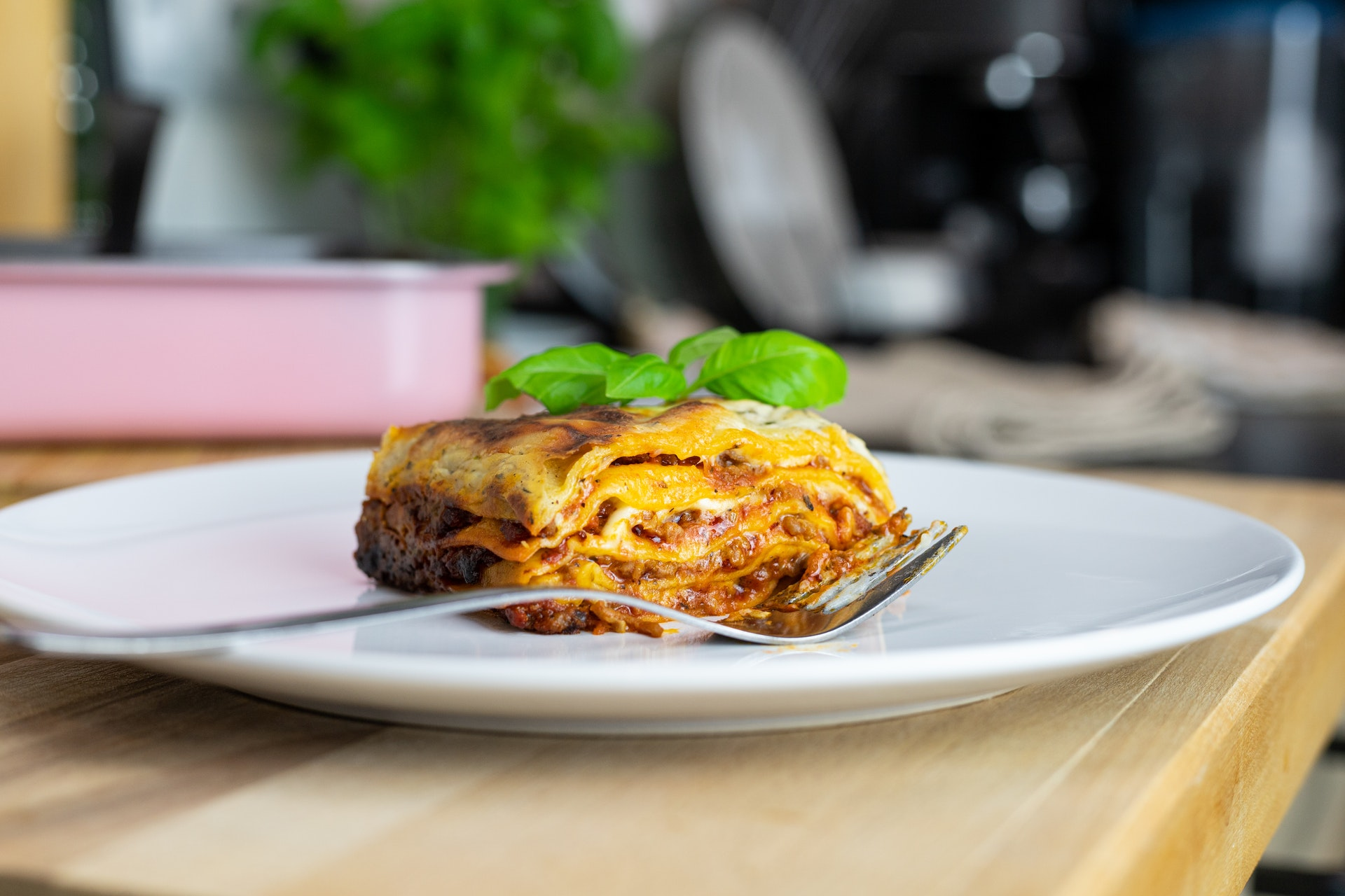 Make the Perfect Lasagna with Chef Anthony.