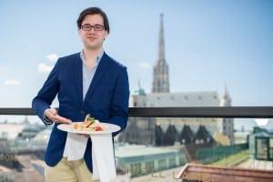 Wiener Restaurantwoche Organisator Dominik Holter