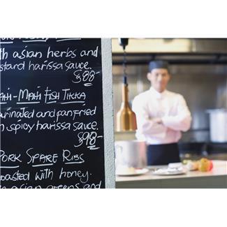 Dienstleistungen für Gastronomen
