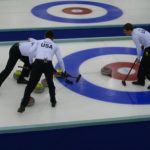 Curling match