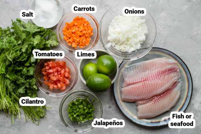 How to Make Ceviche - Culinary Hill