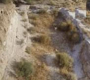 Corte de excavacion 2