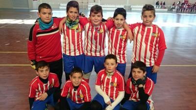 Escuela de Futbol 1