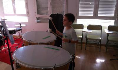 Escuela musica 8