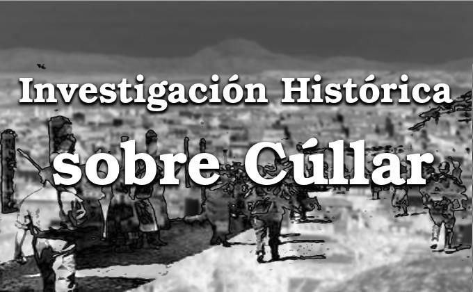 Investigación memoria histórica de Cúllar