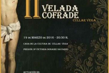 II Velada Cofrade en Cúllar Vega