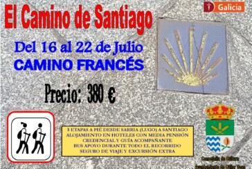 CAMINO DE SANTIAGO 2016