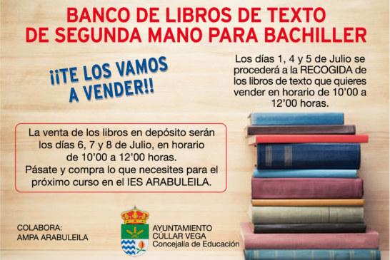 BANCO DE LIBROS DE TEXTO DE BACHILLER