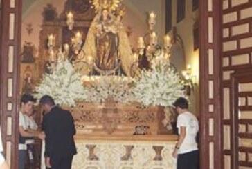 """Actos en torno al Día de la Patrona """"Virgen del Rosario"""""""