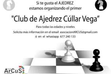 Reunión informativa Club Ajedrez Cúllar Vega