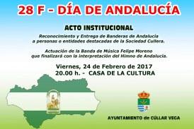 Actos Institucionales del Día de Andalucía